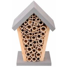 Esschert Bijenhuis + gratis zoekkaart Wilde Bijen