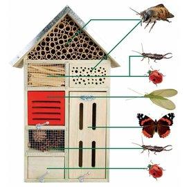 Insectenhotel de Luxe