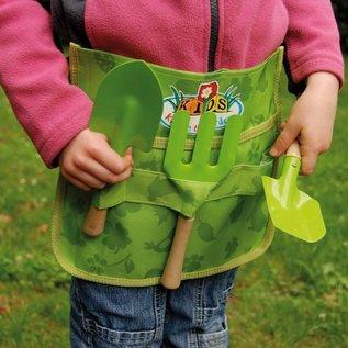 Gordel met tuingereedschap voor kinderen