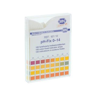 pH indicatorstrips