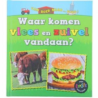 Vlees, van boer naar bord