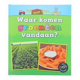 Van boer naar bord - Groenten