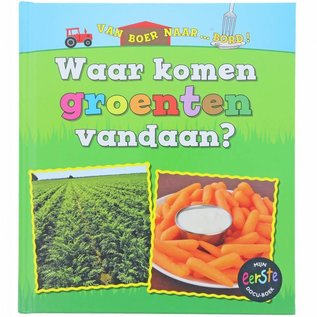 Groenten, van boer naar bord
