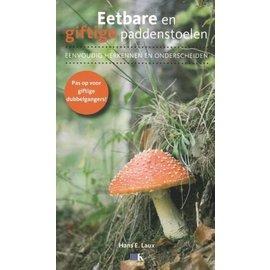 Eetbare en giftige paddenstoelen