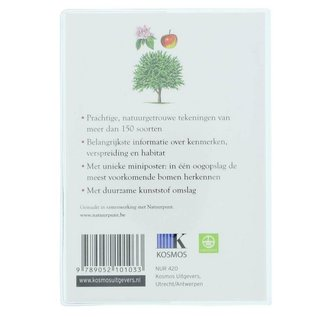 Compact Bomengids (uitverkocht - leverbaar per 15-4-21)