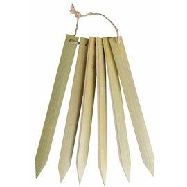 Esschert Design Bamboe Plantenlabels (6)