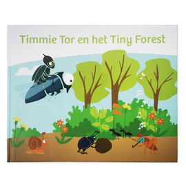 Timmie Tor en het Tiny Forest