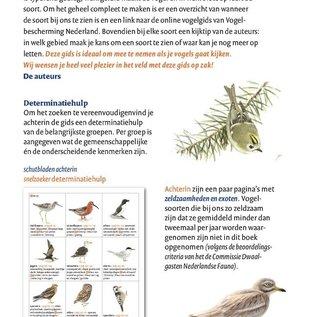 Zakgids Vogels van Nederland en België (VANAF 20.01 WEER TE BESTELLEN)