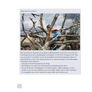 Veldwerk Nederland Van deadline naar lifeline - Natuur een groeiruimte voor kinderen