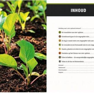 KNNV De ongespitte tuin - Alles over 'no-dig' gardening