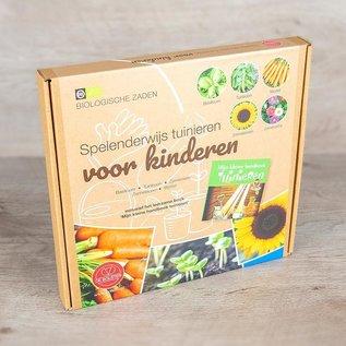Zadenpakket 'Tuinieren voor kinderen'