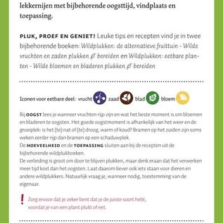 KNNV Wildplukkaart