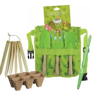 Bolster Tuinieren voor kinderen - Moestuinpakket