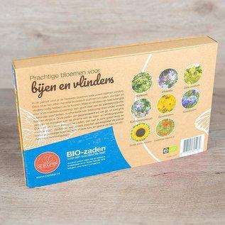 Zadenpakket 'Bijen en vlinders'