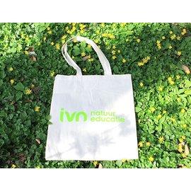 IVN Stevige canvas tas met IVN logo