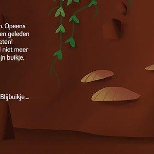 Graphius Blijbuikje en zijn spannende avonturen in het gezonde dierenbos