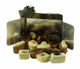 Chocobreak doosje gemengde bonbons a 200gr, 3 soortkeuzes
