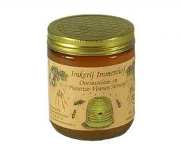 Overasseltse en Haterse Vennen Honing, Immenhof 500 gram