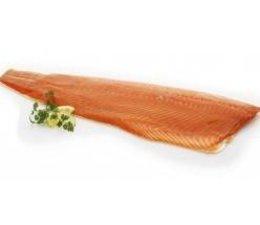 Ambachtelijk Gerookte Zalm per 1/2 kg of per kg