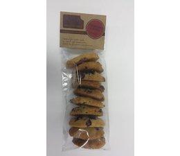 Kokos cranberry koek 9 stuks