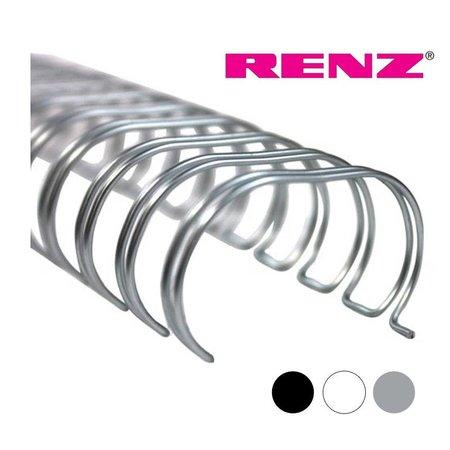 Renz wire-o draadbindrug 3:1 Metaal 6,9mm 34rings A4