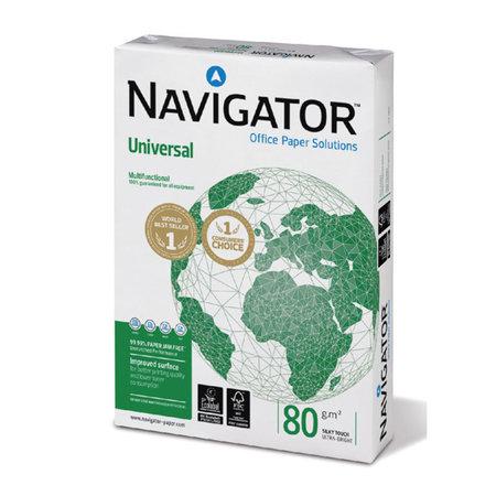 Navigator Kopieerpapier  Universal A4 80gr wit 500vel