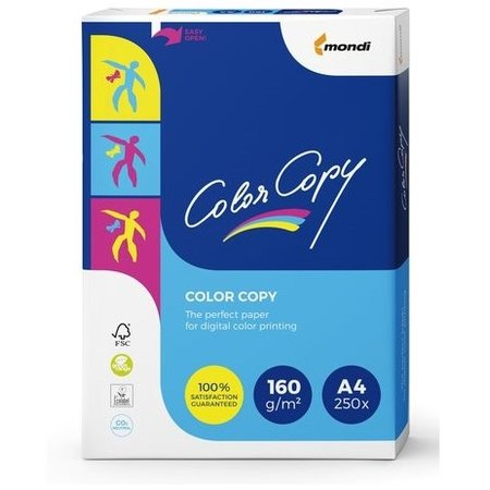 Color copy Laserpapier  A4 160gr wit 250vel