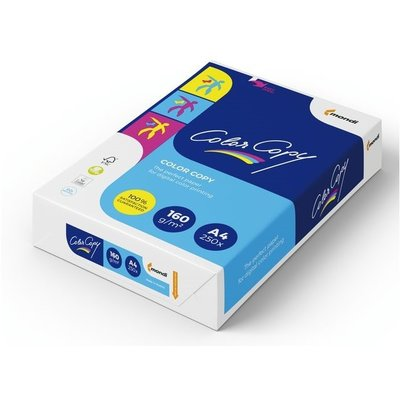 Color copy Laserpapier A4 160gr
