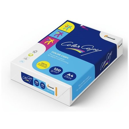 Color copy Laserpapier A4 120gr wit 250vel