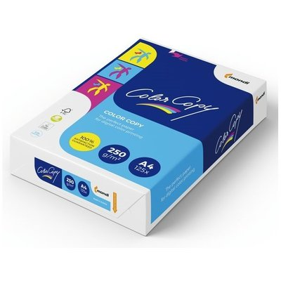 Color copy Laserpapier A4 250gr
