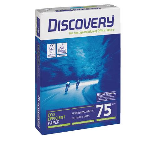 Discovery Kopieerpapier A3 75gr wit 500vel
