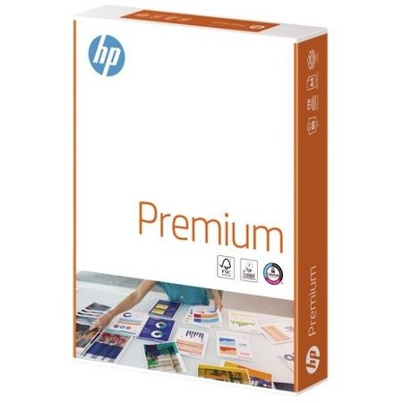 HP Kopieerpapier Premium A4 80gr wit 500vel