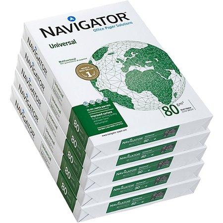 Navigator Kopieerpapier Universal A3 80gr wit 500vel