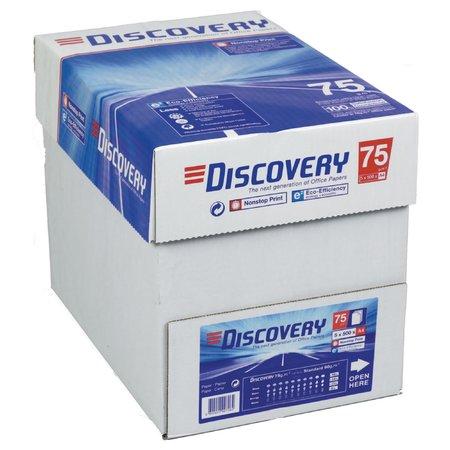 Discovery Kopieerpapier A4 75gr wit 500vel