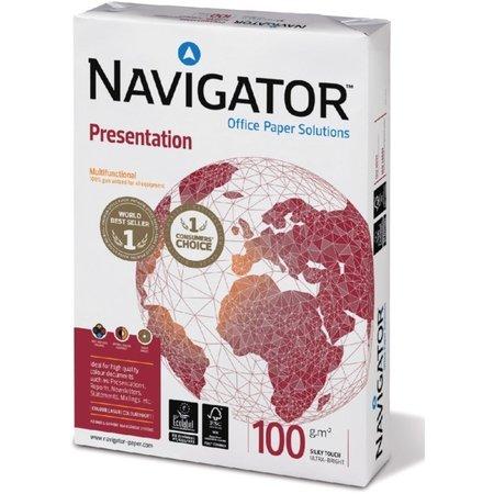 Navigator Kopieerpapier Presentation A4 100gr wit 500vel