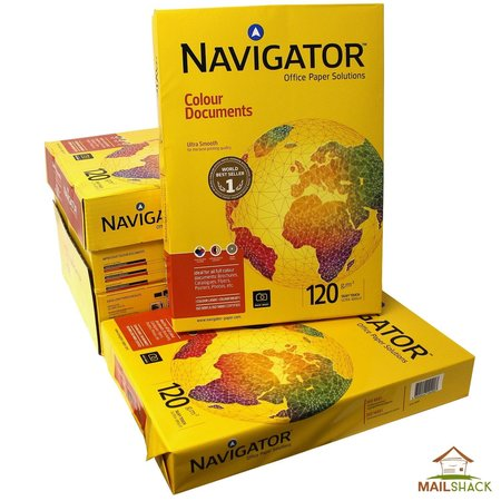 Navigator Kopieerpapier Colour Documents A3 120gr wit 500vel