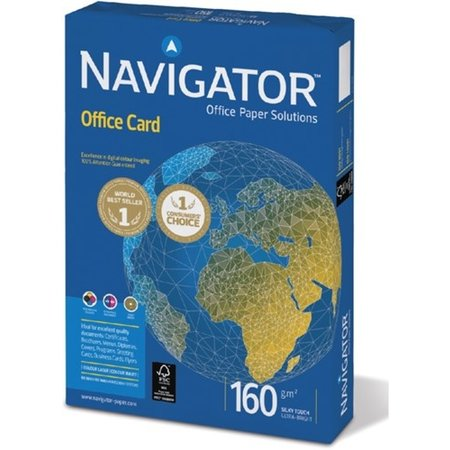 Navigator Kopieerpapier Office Card A4 160gr wit 250vel