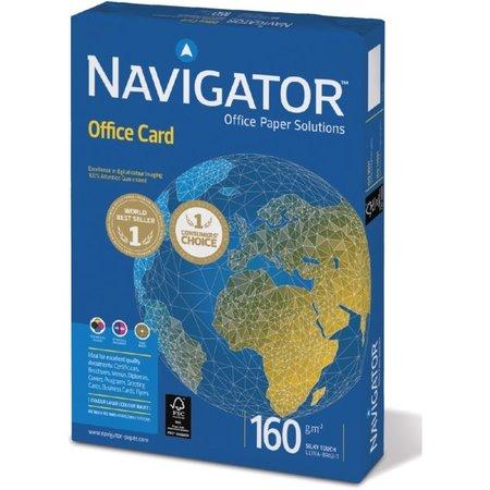 Navigator Kopieerpapier Office Card A3 160gr wit 250vel