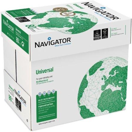 Navigator Kopieerpapier Universal Nonstop A4 80gr wit 2500 vel