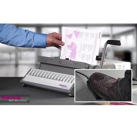 Renz Inbindmachine SRW 360 Comfort Plus