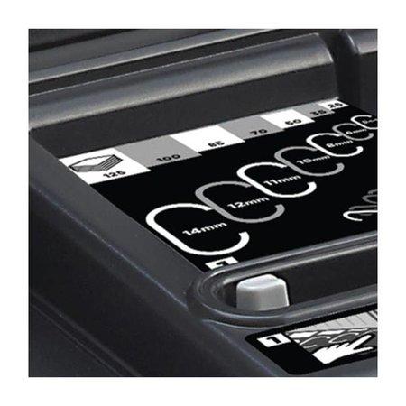 GBC Inbindmachine Wirebind W20 voor 34rings draadruggen
