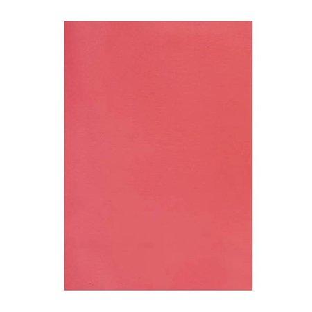 GBC voorblad A4 PVC 180micron rood