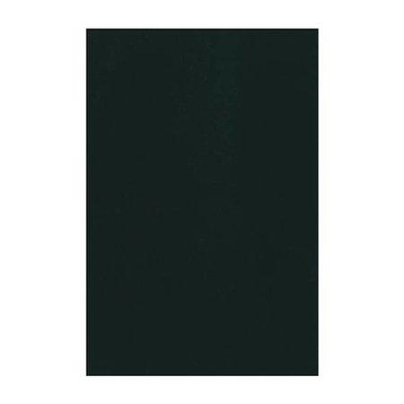 GBC voorblad A4 PP 300micron zwart