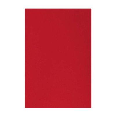 GBC voorblad A4 PP 300micron rood