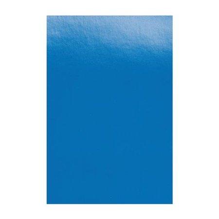 GBC voorblad A4 PP 300micron blauw