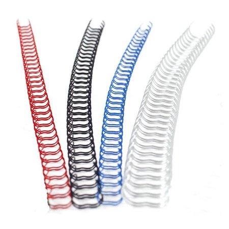 Huismerk wire-o draadbindrug 3:1 metaal 12,7mm 34rings A4