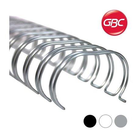 GBC Wire-o draadbindrug Metaal 3:1 GBC 12.7mm 34rings A4