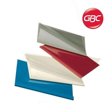 GBC thermische omslag A4 3mm linnen zwart