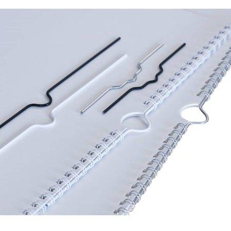 Huismerk Kalenderhaken 150mm rond