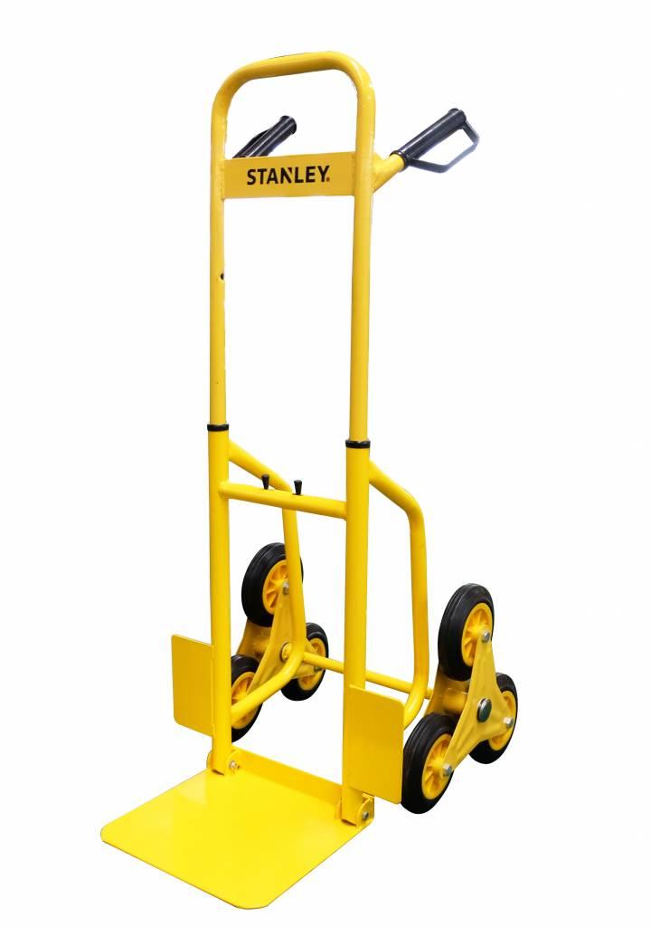 STANLEY FT521 Steel Folding Handtruck 120kg - Stanley Hand